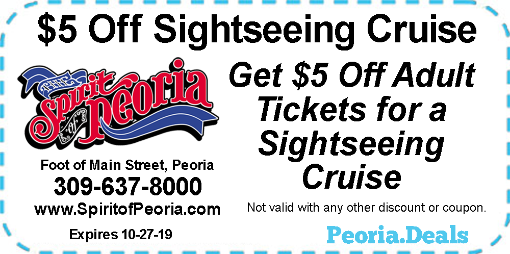 Peoria Coupons For The Week Of April 29 2019 Peoria Deals